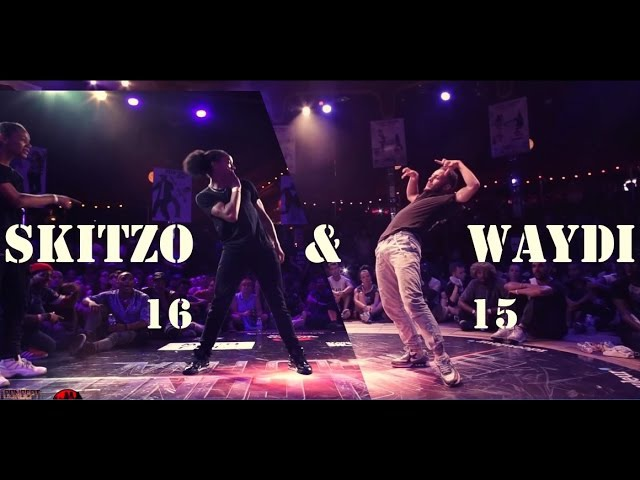 WAYDI SKITZO | Destroying Fusion Concept 2015/16 | Dance Compilation
