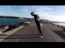 Looping in Tarifa with Levante and Liam Whaley going Huge