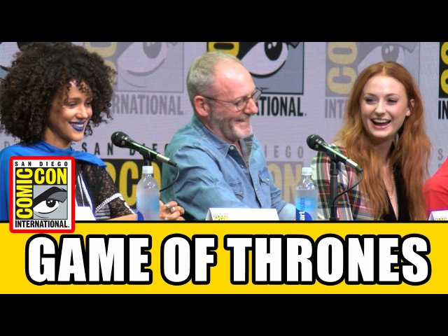 GAME OF THRONES Comic Con 2017 Panel - News, Season 7 Highlights