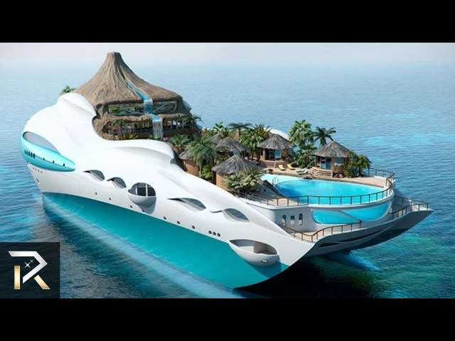 10 Ridiculously Expensive Boats Only The Richest Can Afford