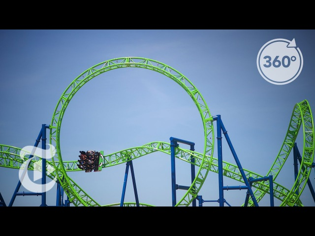 Strap Into The Jersey Shore's New Roller Coaster | The Daily 360 | The New York Times