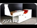 Потрясающая мебель трансформер, которую каждый захочет иметь у себя дома. Изобр