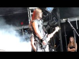 Iced Earth-Damien live at Bloodstock, England, 2012