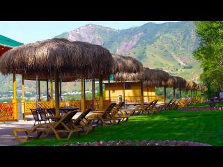 Tajikistan, Puli Sangin place. Amazing for traveling and tourism.