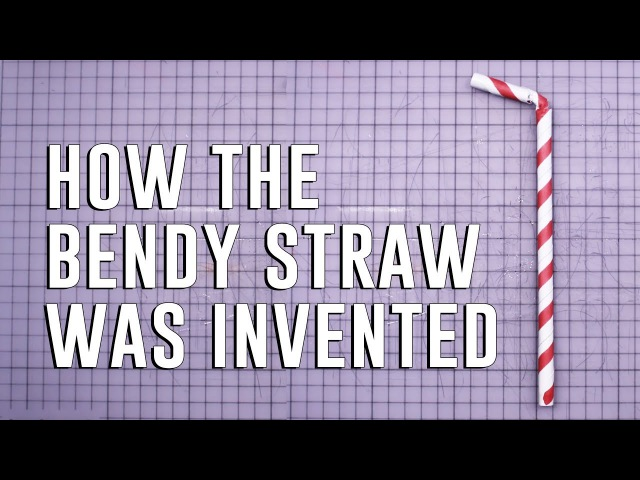 How the bendy straw was invented | Moments of Vision 12 - Jessica Oreck