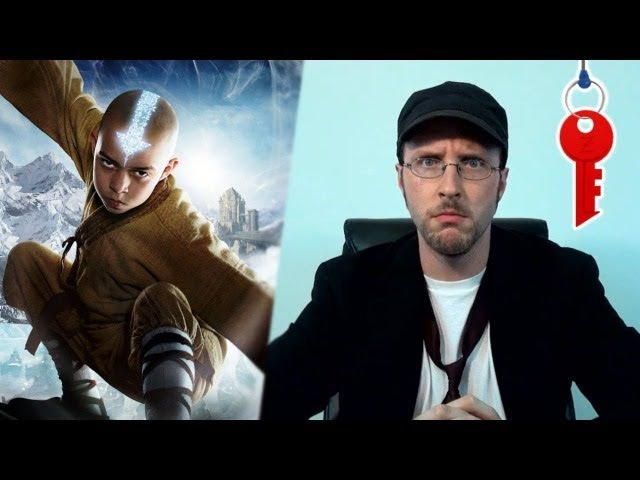 Nostalgia Critic The Last Airbender ⁄ Повелитель стихий rus vo (перезалив)