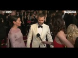 Jamie Dornan - Oscars 2017 Red Carpet Interview (Sky News)