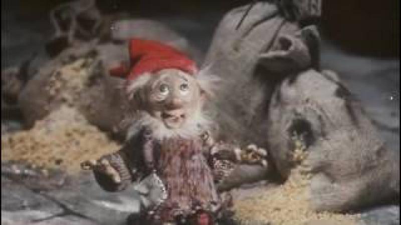 Домовой и хозяйка (1988). Кукольный мультик | Золотая коллекция