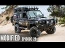 76 series Landcruiser review, Modified Episode 29