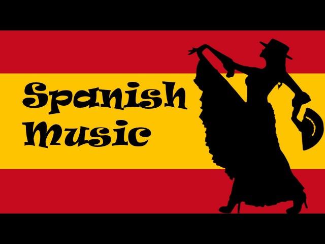 Spanish Music Instrumental - 2 Hours Spanish Music Flamenco