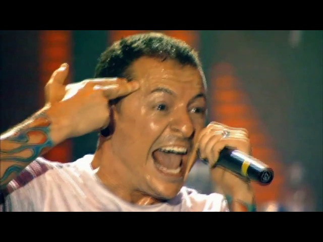 Linkin Park - Given Up (Live in Milton Keynes, England 2008) (Pro Shot HD)