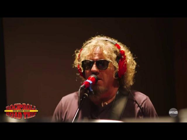Sammy Hagar, Michael Anthony, and Tommy Lee Jam Van Halen Motley Crue
