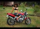Honda CB 1 0-60 0-100