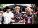 [ENG SUB] Cross Gene - Play with Me @ Behind THE SHOW [15/08/28]