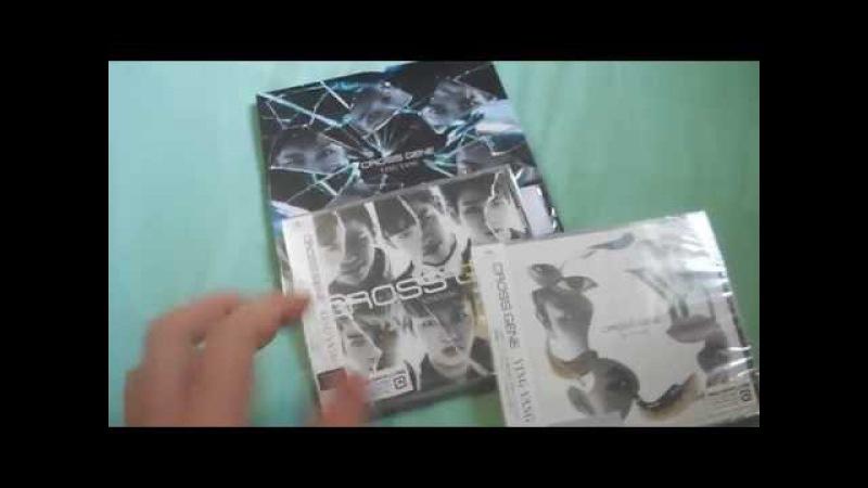 (크로스진) Cross Gene - 1st Japanese Album - YING YANG - Limited Edition - CDPhotobook Unboxing [BR]