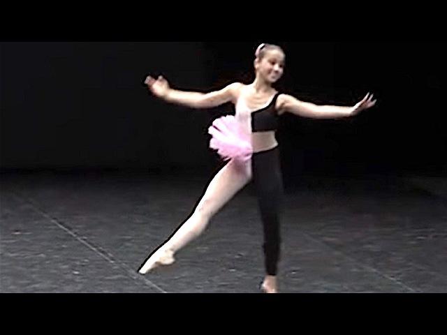 Балет! Приколы! Хип-хоп на пуантах! Большая балерина!