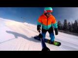 Тюмень - Ханты-Мансийск сноубординг (Хвойный Урман)