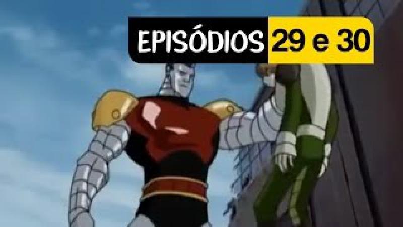 X-Men Evolution ★ Episódios 29 e 30 ← Dia do Ajuste de Contas