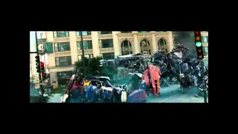 Transformers 3 - Optimus Prime luta final