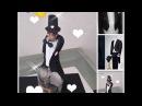 DIY Como Hacer Botella vestida Frak de novio