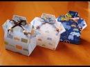 Cómo hacer caja en forma de camisa para el DIA DEL PADRE / Father´s Day craft - Ronycreativa