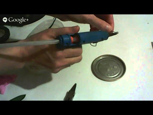 Мастер-класс Как создать гиацинт из фоамирана