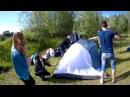 Сурские зори Слёт молодёжи Палатка Химпрома Вурнары