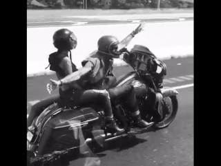 Girls n bikes are the perfect mix!