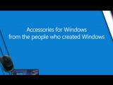 Accessories for Windows from the people who created Windows