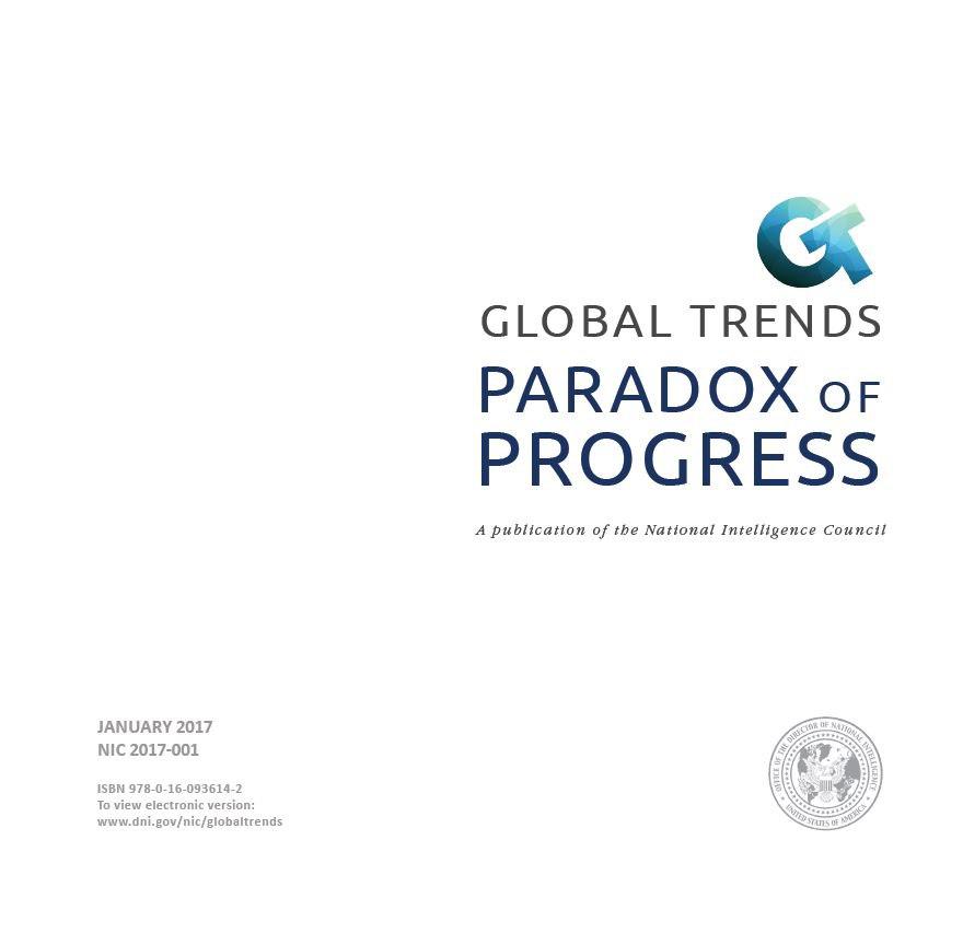 Глобальные тенденции 2035