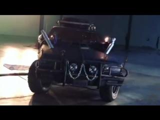Yelawolf и Kid Rock снимаютновый клип!