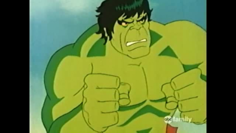 Невероятный Халк The Incredible Hulk 1982 1983 2 серия