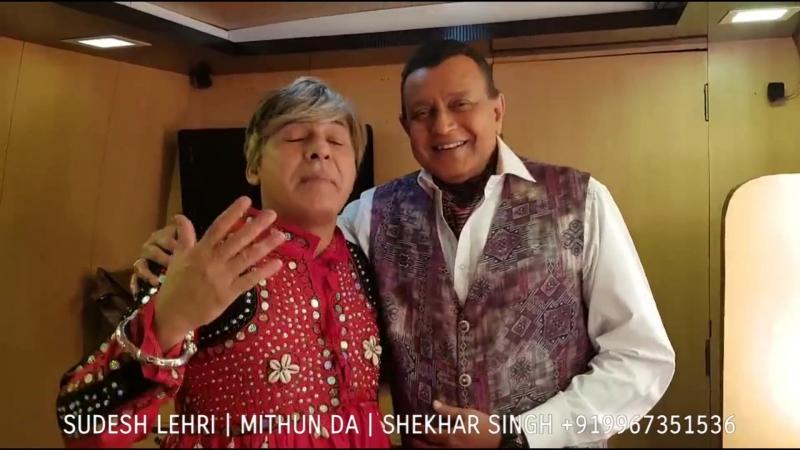 Mithun Da finally speaks up for Sudesh Lehri