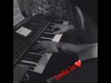 piano cover Leila Jah Khalib