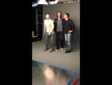 Дженсен, Джаред и Миша на фотосессии для EW