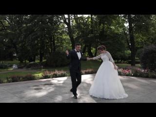 Свадьба Максима и Кристины. Клип Monatik-Кружит