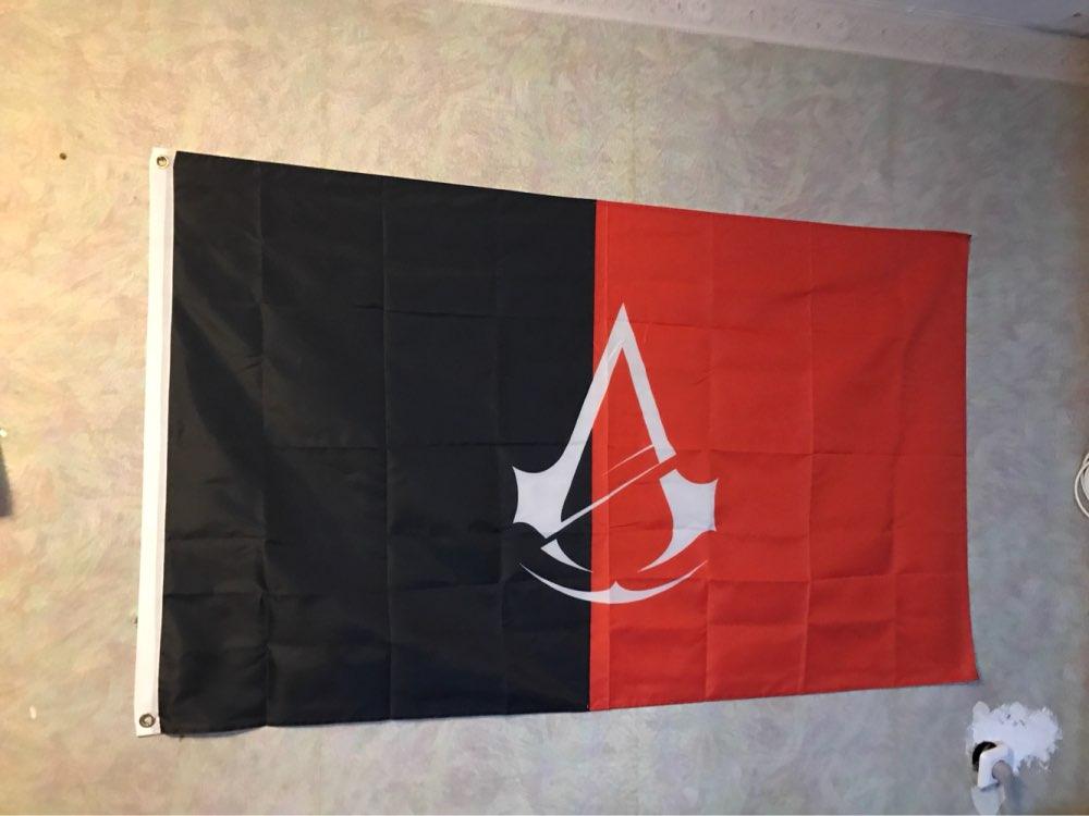 Флаг Assassins Creed