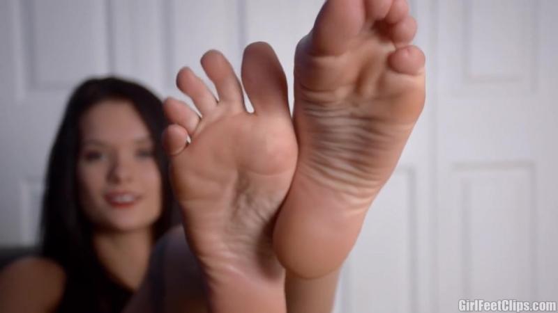 Maria Marley Feet POV HOT ( JOI, Foot,