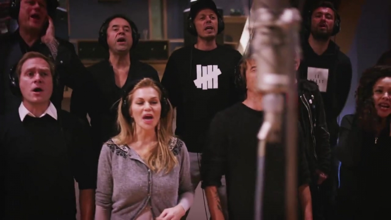 Milky Chance (Band Aid 30) - DO THEY KNOW IT'S CHRISTMAS 2014 (Deutsche Version)