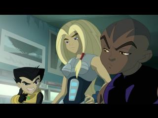 Новые Мстители: Герои завтрашнего дня (2008) HD 720p