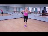 Интенсивная тренировка на всё тело - фитнес дома вместе с FitBerry - Get to fit 2