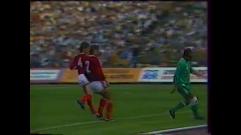 Прощальный матч Олега Блохина 1989. 28 лет назад
