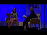 SBIFF 2017 - Isabelle Huppert Discusses Loulou Preparing For A Role | Изабель Юппер