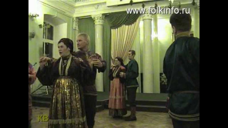 Усть-Цильма. Танец 1.