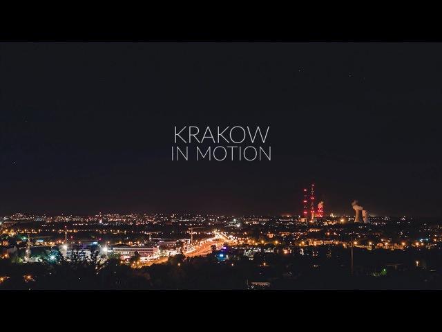 KRAKOW IN MOTION [4K]