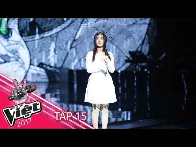 Tuổi Đá Buồn - Han Sara | Tập 15 The Voice - Giọng Hát Việt 2017