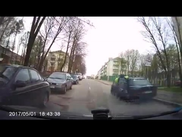 Блатной Мерседес - Трёхсотый уходит от погони (шансон)