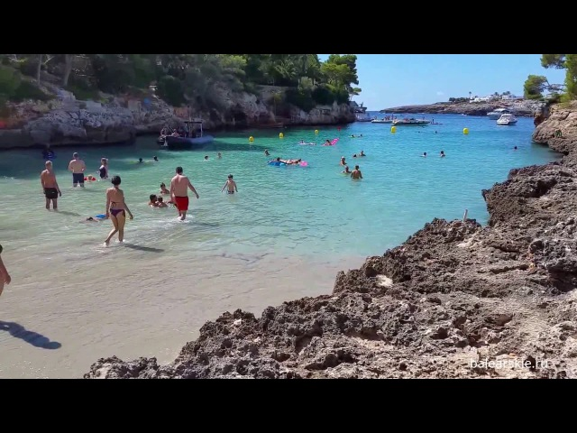 Пляж Кала Серена Майорка / Playa Cala Serena Mallorca