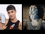 Star Treks Jaylah (Sofia Boutella) Shows Us the Last Thing on Her Phone WIRED