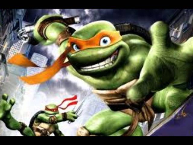 Dynamite-Teenage Mutant Ninja Turtles